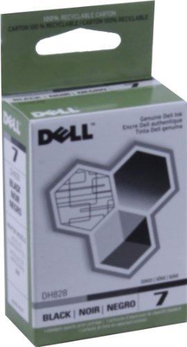 Dell Dh828 Series - Dell OEM Ink Cartridge DH828 (BLACK) (1 Each) (DH828) -