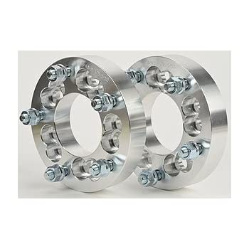 """4 BILLET WHEEL ADAPTERS SPACERS 5X5/"""" OR 5X127MM 2/"""" OR 50MM THICK 78.1MM CB"""