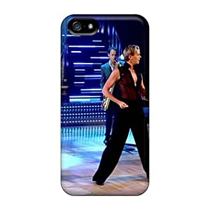 Iphone 5/5s MhE4485tYfn Customized Colorful Red Hot Chili Peppers Skin Perfect Hard Phone Cases -SherieHallborg