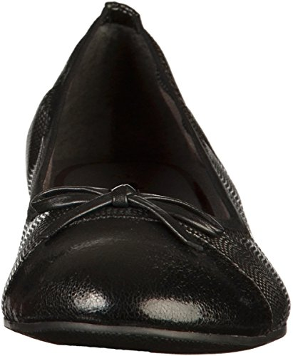 Black 22129 Womens 1 20 Leather Shoes Tamaris ZznxPTYz