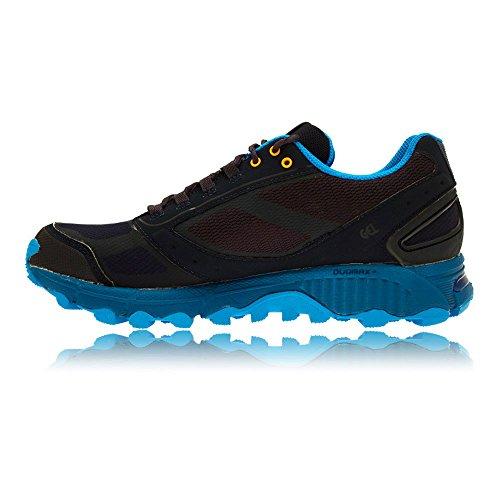 Haglöfs Gram Gravel - Zapatillas para correr Mujer - azul 2016 Deep Blue