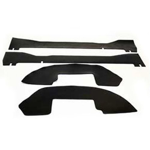 Performance Accessories (6742) Gap Guard for Ford F-150 ()