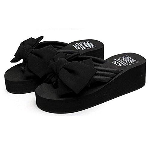 Pantofole Colore Punta Femminile Di C Spessore dimensioni Estiva C 37 ZHANGRONG Moda r0HTqFnr