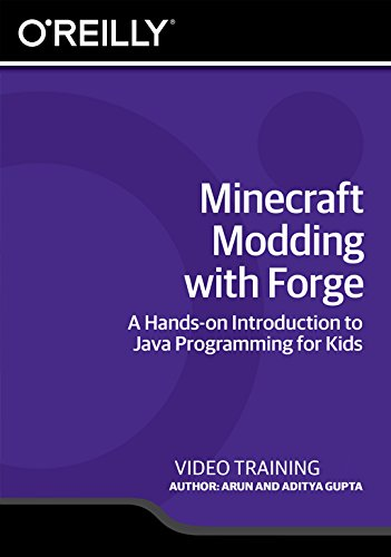 Minecraft Modding with Forge [Online Code]