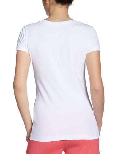 Lotto Sport - Camiseta de deporte para mujer blanco