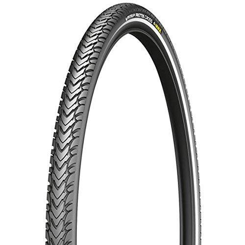 Michelin Protek Cross Max City Tire - BLACK, 26 x 1.85