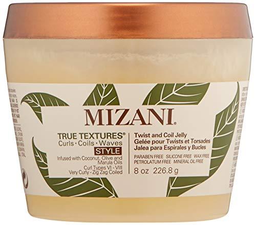 MIZANI True Textures Twist and Coil Jelly, 8.0 oz ()
