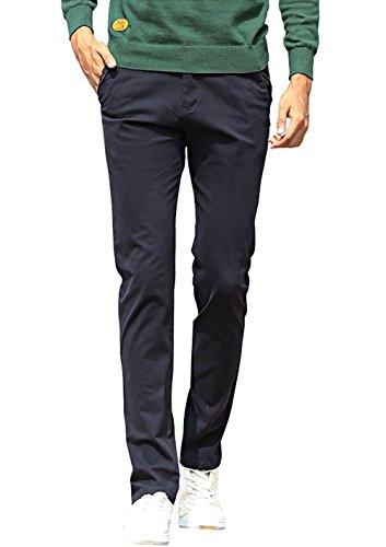light blue chino pants - 6
