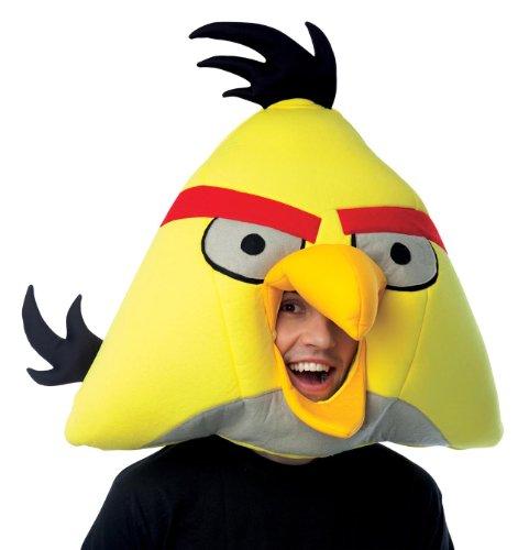 Paper Magic Group Angry Birds Yellow Bird Mask