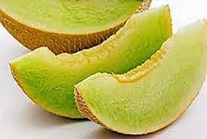 Melón, miel Rocío verde Sweet Melon Semillas, orgánico, non-gmo, 200semillas por Packag
