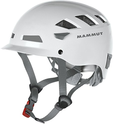 Mammut El Cap Helmet - Regular - White-Iron by Mammut