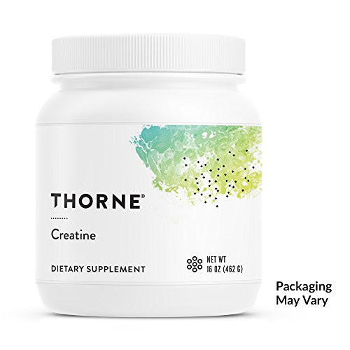 Thorne Research – Creatine – Creatine Powder to Support Energy Production, Lean Body Mass, Muscle Endurance, and Power Output – NSF Certified for Sport – 16 oz