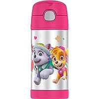Botella de 12 onzas Thermos Funtainer, Paw Patrol Pink