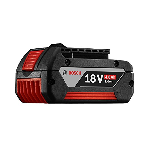 Bosch BAT620 18-Volt Lithium-Ion 4.0Ah Battery with Digital Fuel Gauge ()