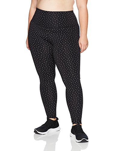 Core 10 Women's Icon Series - The Supernova Reflective Plus Size Tight,...