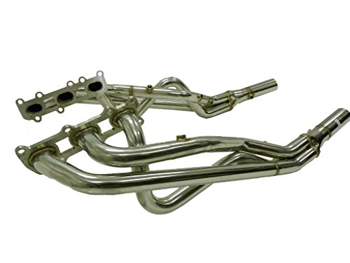 OBX Full Length Exhaust Header Manifold 2010-2012 Genesis Coupe 3.8L - Gt Spec Headers