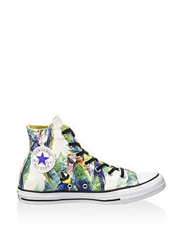 Converse All Star Hi Canv Graphics - Zapatillas abotinadas Unisex adulto Multicolor