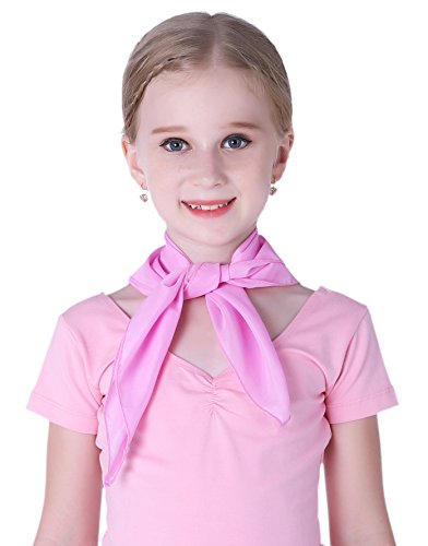 Pink Scarf 50s for Kids and Toddler