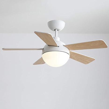 42 pulgadas Luz del ventilador de techo Con mando a distancia LED ...