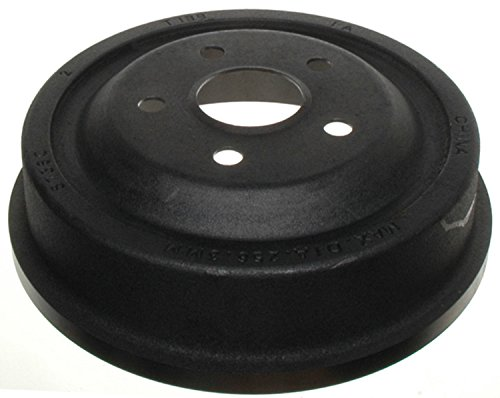 ACDelco 18B481 Professional Rear Brake Drum Assembly