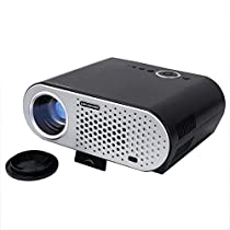 LOVEPET Mini Smart Projector Multifunction Support 1080P Movie TV Show Video Game Home Cinema Projector