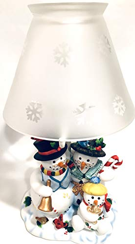 - Partylite Snowbell Family Tealight Lamp P7866