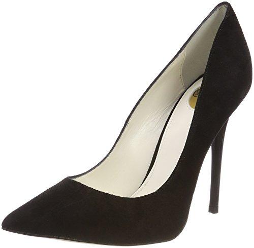 11335x 00 Black 01 Noir Buffalo Femme L Escarpins 269 Suede UnWxqwRd