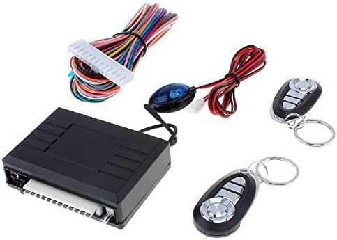 Sistemas de alarma de coche Auto mando a distancia central ...