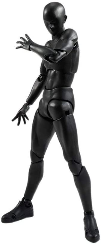 Drawing Drawing Figures for Artists Action Figure Model Human Mannequin Man Woman for Artists Youth Jersey Cartoon Black Sketching