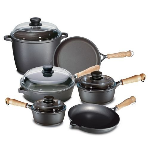 Berndes 674103 Tradition 10 Piece Cookware (Berndes Stainless Steel Sauce Pan)