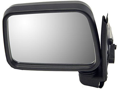 Rodeo Manual Mirror - Dorman 955-406 Honda/Isuzu Manual Replacement Driver Side Mirror