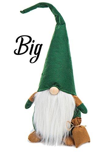 Christmas Handmade Gift - Handmade Swedish Tomte Christmas Gnome - Christmas Ornaments Gifts Holiday Home Table Decor