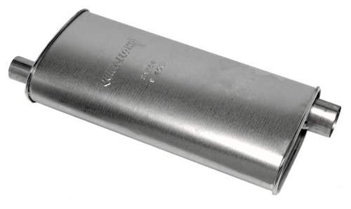 Walker 21784 Quiet-Flow Stainless Steel Muffler (Chevrolet G30 Walker)