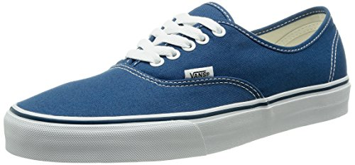 Authentic Vans A dark Collo marshmallo – Basso Sneaker Blue Unisex Adulto Blu T11rxdp