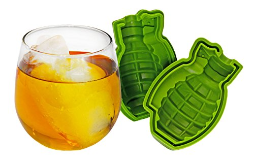 Fairly Odd Novelties FON-10270 Ice Cube Mould, Green