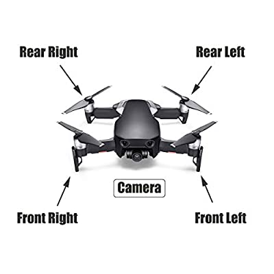Tineer Replacement Motor Arm Module Compatible with DJI Mavic Air Drone Accessories: Camera & Photo