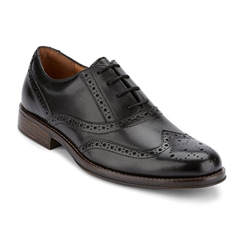 Dockers Men's Thatcher Wingtip Oxford - Wingtip Black