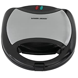 BLACK+DECKER All in One Grill: Waffle Maker, Panini Press, Grill and Griddle, Black/Silver, WG1041WC (B00DGLTYP2) | Amazon Products