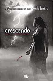 Crescendo (Saga Hush, Hush 2): Amazon.es: Fitzpatrick