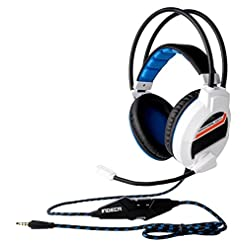 Indeca Space Squadron Universal Gaming Headset (PS4/Xbox One/Switch/PC/Mac)