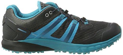Mammut MTR 201-LL LOW Zapatillas deportivas para Trailrunning Mujeres Gris (Graphite-light Pacific)