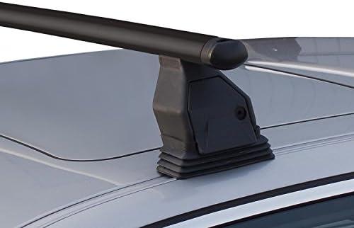 Menabo Dachträger Tema Kompatibel Mit Opel Meriva B Steilheck 5 Türer Ab 2010 Auto
