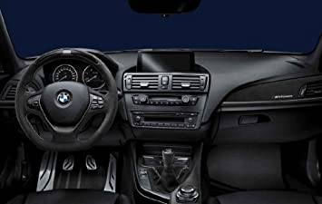 Bmw M Performance Lenkrad Alcantara M Carbonblende Und Race Display Für Fahrzeuge Ohne Sport Automatikgetriebe Auto