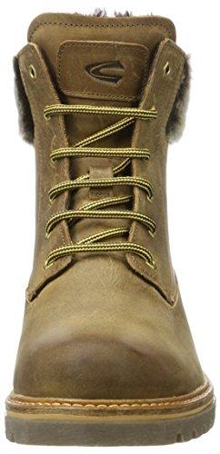 camel active Women's Canberra 70 Boots Beige (Desert) l9BflI