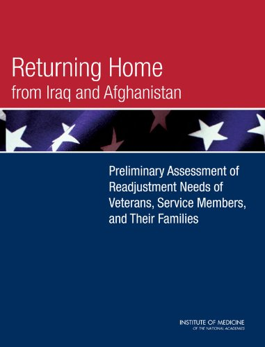 Returning Home from Iraq and Afghanistan: Preliminary Assessment of Readjustment Needs of Veterans, Service Members, and Their Families