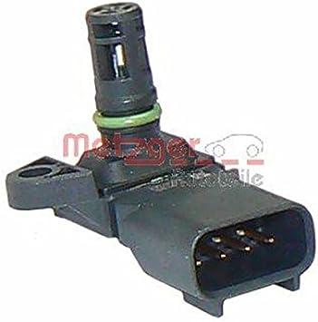 Pressione Collettore DAspirazione Sensore Metzger 0905243