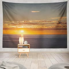 Details:Material: Polyester fiber. Wall Tapestries are made of 100% lightweight polyester with hand-sewn finished edges.Pattern: The images represent actual product though color of the image and product may slightly differ due to monitor reso...
