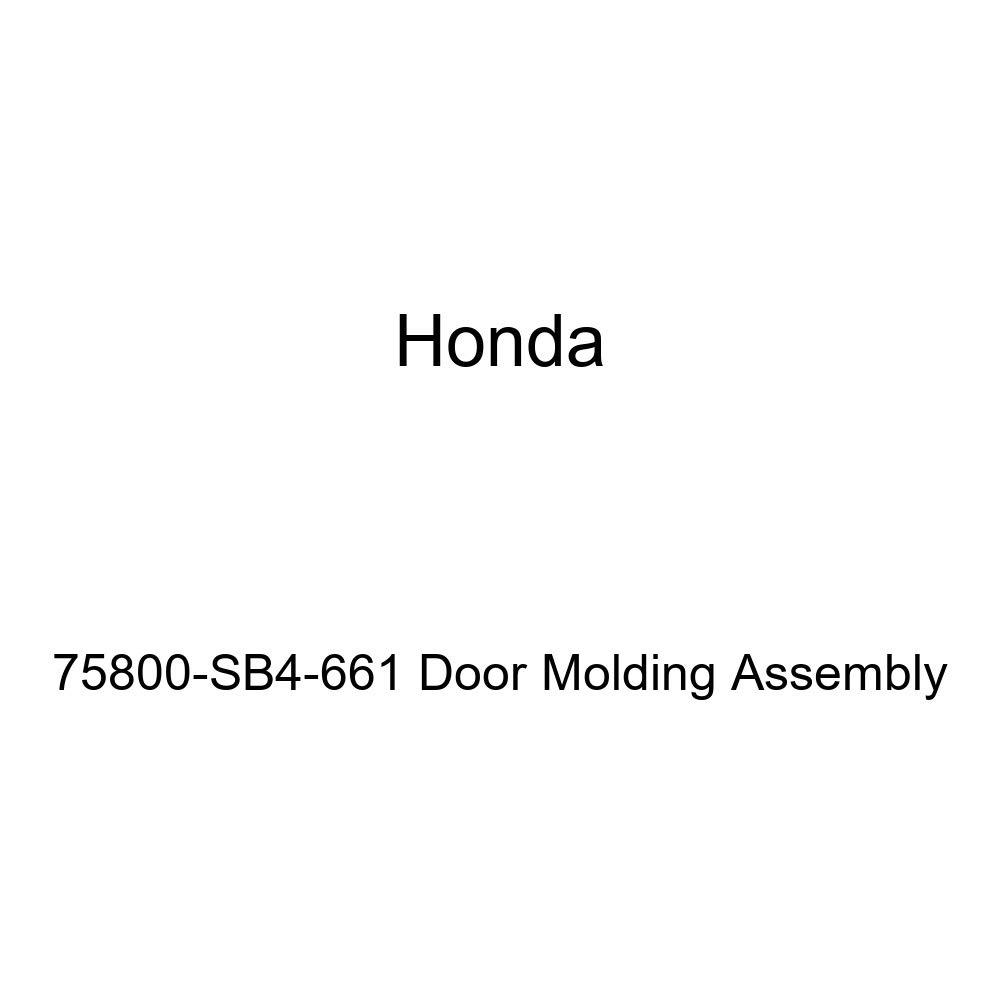 Genuine Honda 75800-SB4-661 Door Molding Assembly