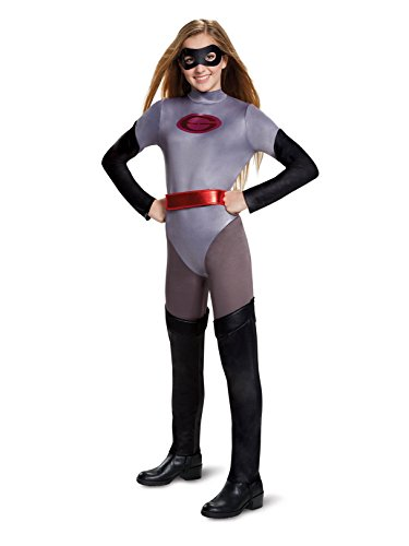 Disguise Elastigirl Classic Child Costume, Red, Large/(10-12)