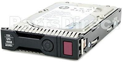 Renewed 2 Pack DF146A4941 HP 146-GB 15K 3.5 SP SAS